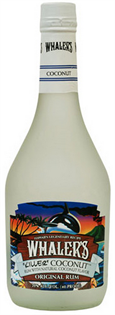 Whalers Rum Killer Coconut 750ml